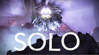 Destiny Prison Of Elders - Kaliks Reborn Solo Strategy