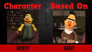 Puppet Skins vs Sesame Street Characters UPDATED CHAPTER 5!