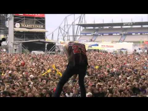 Bring Me The Horizon - Diamonds Aren't Forever (Live Rock Am Ring 2011 HQ)