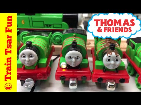 PERCY COLLECTION UPDATE! July 2017 #TTFC 150 Thomas And Friends Trains