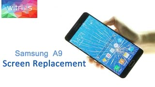 Get full and original Samsung Galaxy A9 replacements at http://www....