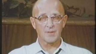 CARL ROGERS AND GLORIA - COUNSELLING  - PT 5