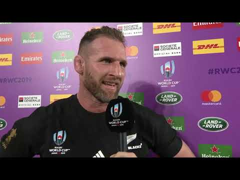 Kieran Read Interview after defeating South Africa