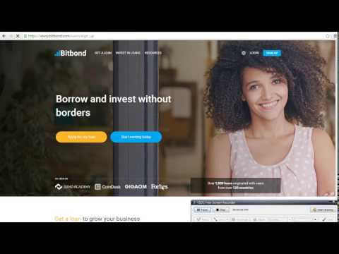 Get a Bitcoin Loan easy and reliable
