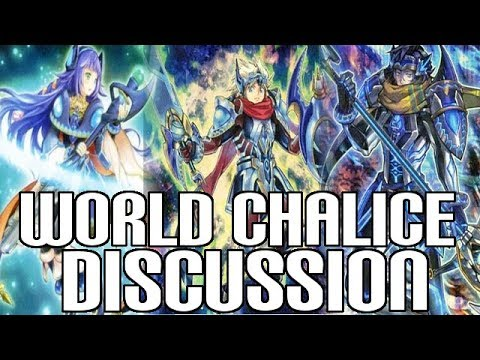 Normal Monsters That Become Link Monsters! - World Chalice Archetype Discussion