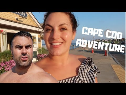 Cape Cod Adventure! Lobster Rolls, JAWs Bridge & Martha's Vineyard!