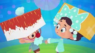 Четверо в кубе Новый год МУЛЬТ детские песенки из мультфильмов