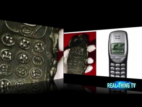 REVEALED: Truth 800 year old mobile phone claims time travel is REAL