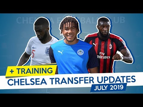 Chelsea latest transfer news on metro