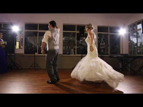Mel & Jon's wedding dance mashup 2017