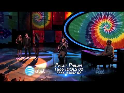 Time Of The Season - Phillip Phillips (American Idol Performance)