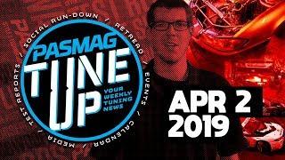 TuneUp - April 2, 2019: Formula Drift 2019 Prep, Daigo Saito's 2JZ 2020 Supra Fire, and more!