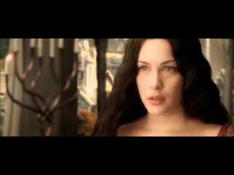 Arwen's fate - Gandalf goes to Minas Tirith - Aragorn's coronation - Alternative soundtrack - LOTR
