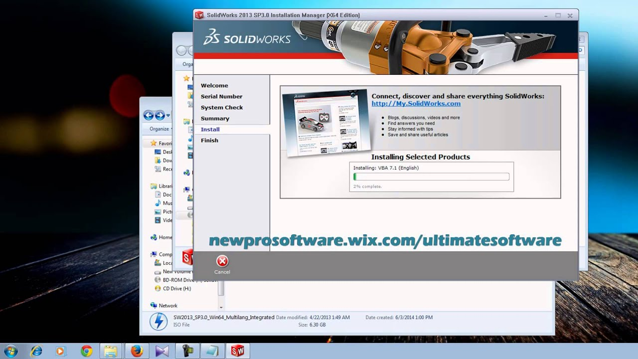 Download solidworks 2013 sp2 32bit & 64bit with crack
