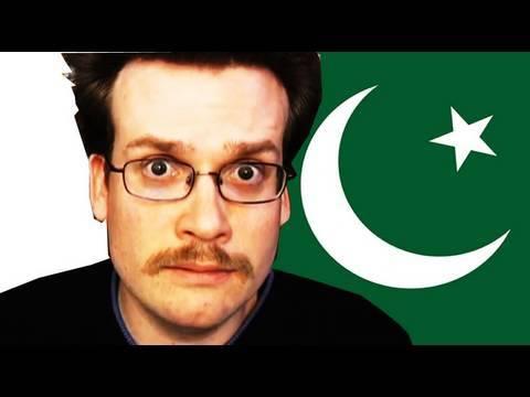 Shaving for Pakistan