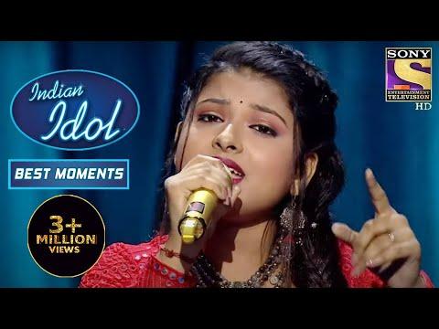 Arunita के Mesmerizing Performance ने जीता Judges का दिल I Indian Idol Season 12