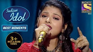 Arunita के Mesmerizing Performance ने जीता Judges का दिल I Indian Idol Season 12
