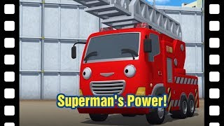 Tayo l 📽 Superman's power l Tayo's Little Theater #19 l Tayo the Little Bus
