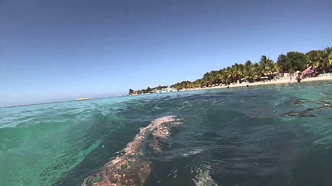 West Bay - Roatan - Honduras 2014 - YouTube