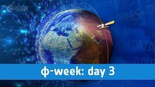 ɸ-week | Day 3