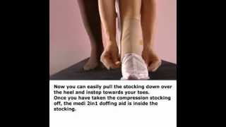 How to remove compression stockings or tights with mediven 2in1 (2).avi