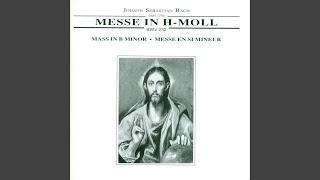 Mass in B Minor, BWV 232: Et in Spiritum Sanctum Dominum (Bass I)