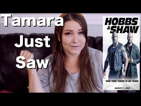 Download Fast & Furious Presents: Hobbs & Shaw - Tamara Just Saw
