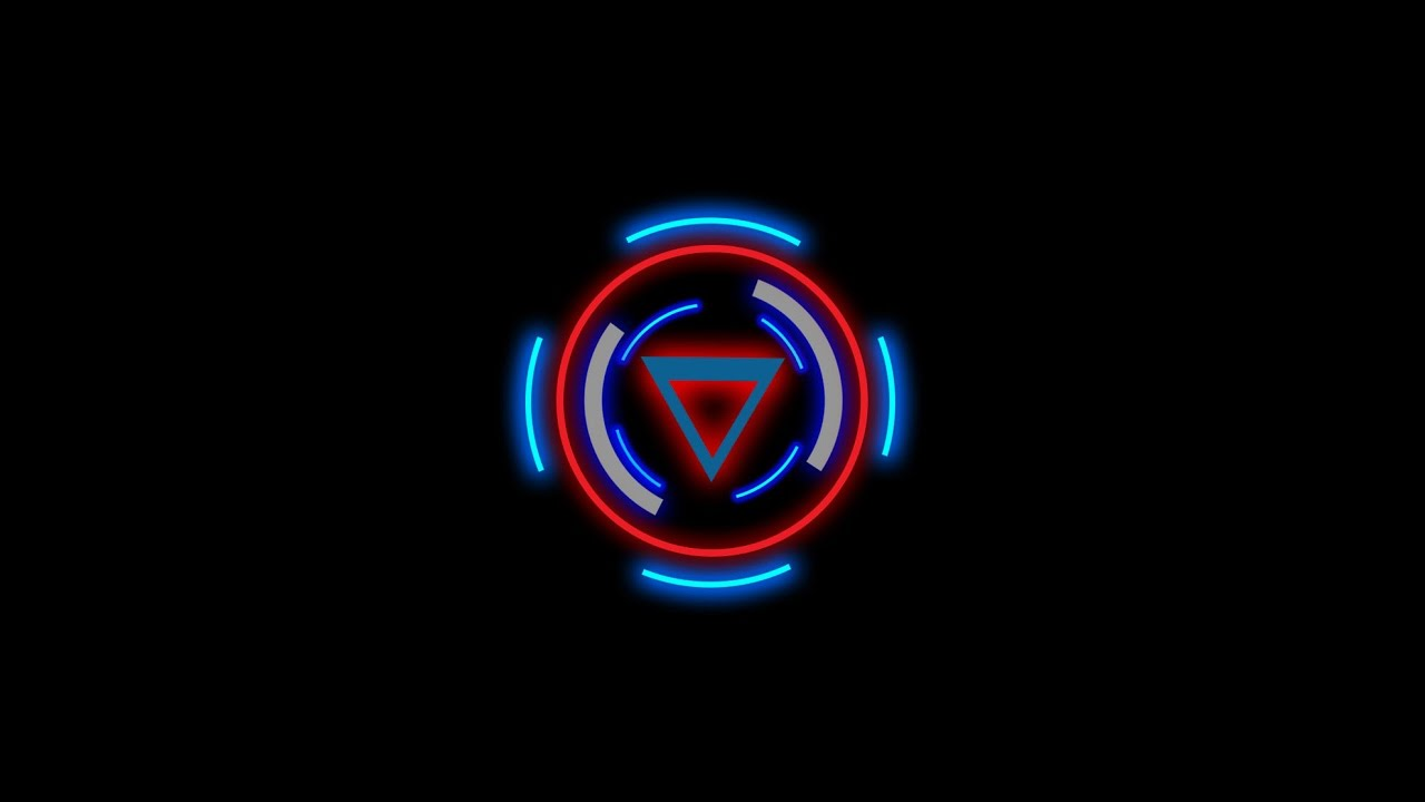 How To Make Iron Man Logo In Adobe Photoshop Youtube