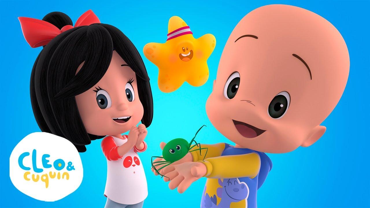 Cleo & Cuquin Nursery Rhymes Mega Medley   Songs for Kids