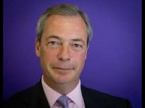 UKIP leader Nigel Farage blasts Brexit EU referendum Scaremongering