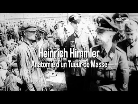 Vidéo Documentaire Himmler Anatomie d un tueur de masse FR Narrteur + Voice Over Jacques Obadia 2015