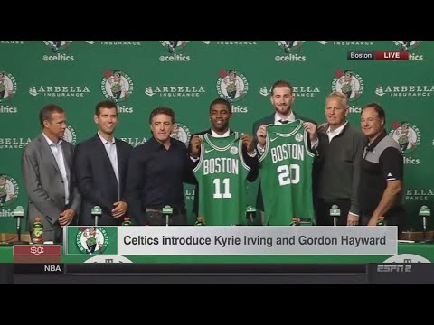 "Boston Celtics 2017-2018 Preview - ""New Era"""