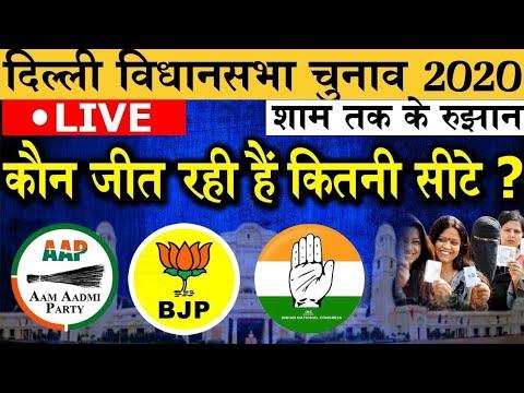 Delhi election results
