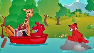 Lego Duplo Forest Wildpark Tiere - Gratis App für Kleinkinder