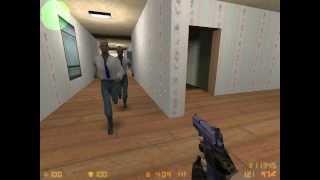 CS 1.6 Тактика спасения заложников cs_estate