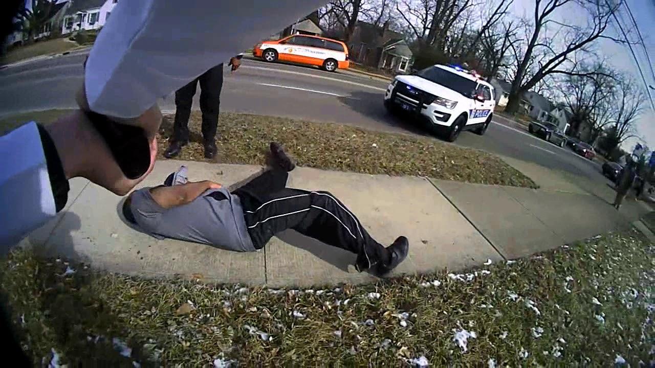 Great police work/de-escalation by Officer Linda Gutierrez! 3/7/19 **NOT  SUITABLE FOR CHILDREN**