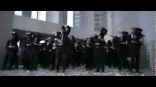 Копия видео Фрагмент из фильма 'Шаг вперед 4' флэшмоб