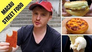 Macau Street Food Tour - Macanese Eats Taste Test in Macao