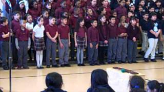Distinctive Schools Music Festival: CICS West Belden Performance