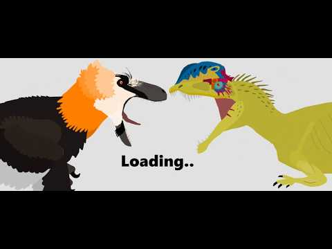 ASDC2 - Dakotaraptor vs Dilophosaurus