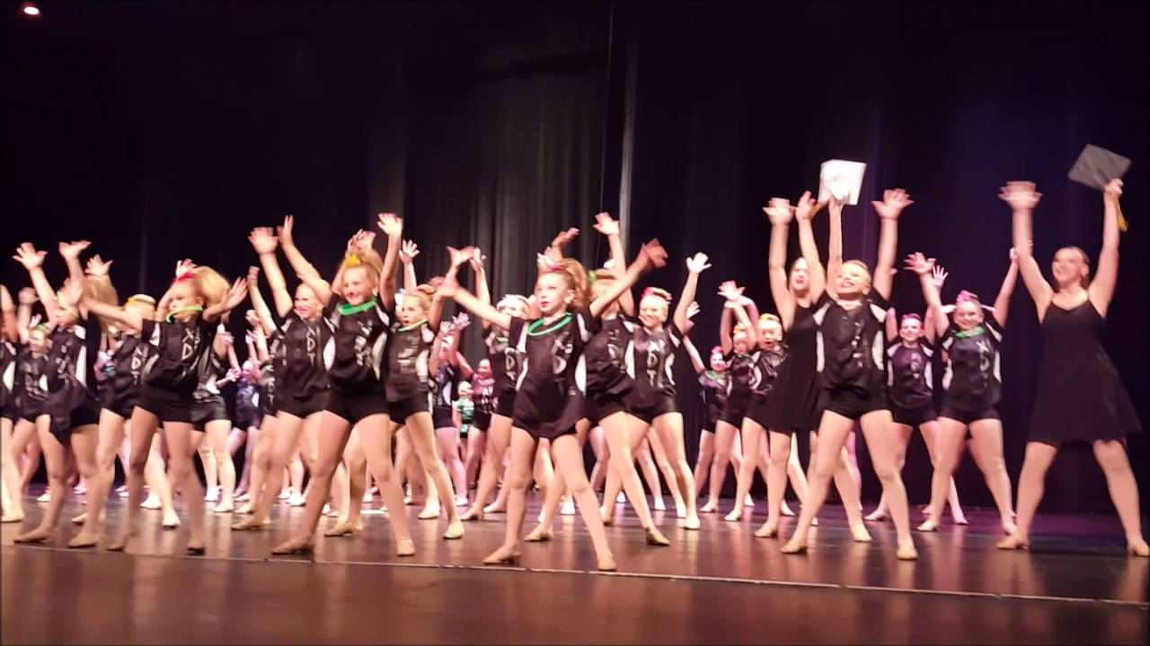 Dance Expressions Grand Finale 2016 The Time Of Our Lives Youtube