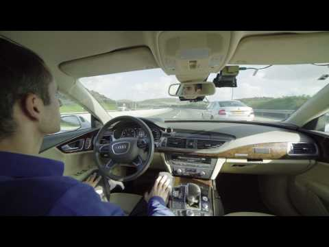 Take a Ride in Mobileye