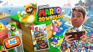 Como jugar a Super Mario 3D World en Nintendo Switch Gameplay #3