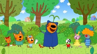 Kid-E-Cats   Movie Makers - Episode 2   Cartoons for kids