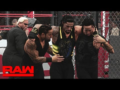 WWE 2K18 5 Awesome Ways RAW 9/17/18 Could End