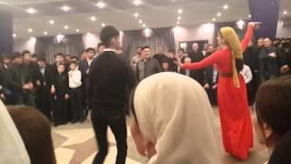 Чеченская  свадьба в Алматы