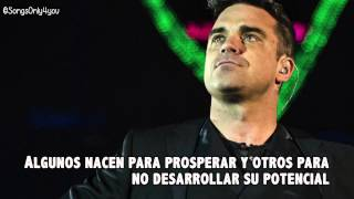 Shine My Shoes - Robbie Williams (Traducida al Español)