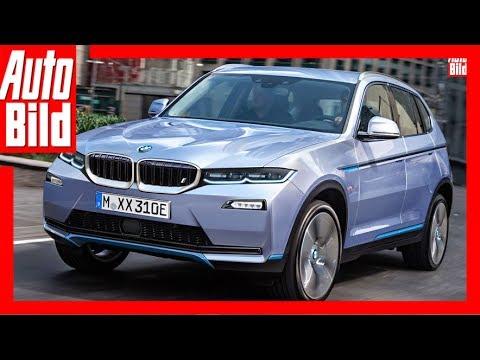 BMW X30 (2020) - SUV unter Strom