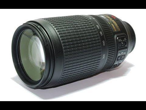 Nikon 70-300 F4.5-5.6 Lens Review