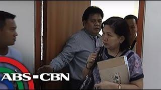 TV Patrol: Kaso laban sa nanigaw na Napolcom official, tuloy
